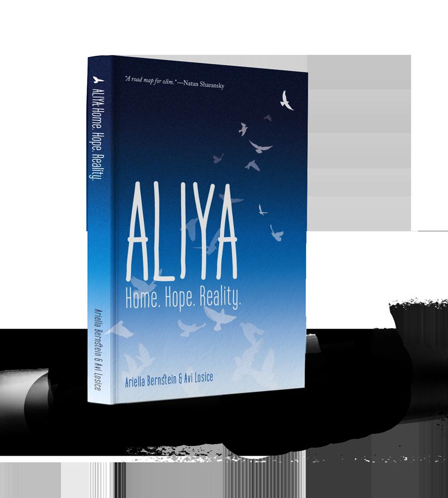 Aliya: Home Hope Reality designed by Rubberband Studio